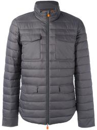 flap pocket padded jacket Save The Duck