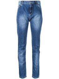 выбеленные джинсы  A.F.Vandevorst