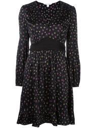 платье с V-образным вырезом Diane Von Furstenberg