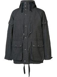 пальто с капюшоном Engineered Garments