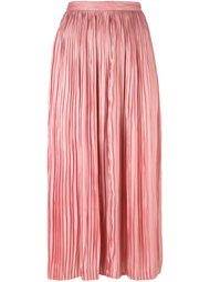 плиссированная юбка  Tibi
