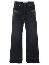 укороченные джинсы Sandrine Rose