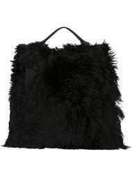 большая сумка-шоппер 'Xiao' Jil Sander