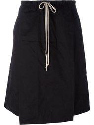шорты-юбка Rick Owens DRKSHDW