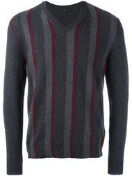 свитер в полоску  Z Zegna