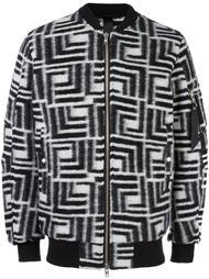 'Silent' bomber jacket Odeur