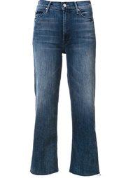 джинсы с бахромой 'The Maverick'  Mother