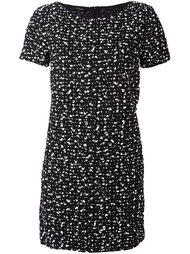 пестрое платье Les Copains