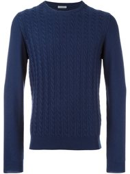 кашемировый вязаный свитер Malo