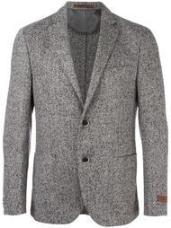 chevron pattern coat Corneliani