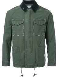 куртка в военном стиле с карманами Bedwin & The Heartbreakers