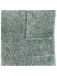 шарф с необработанными краями   Closed