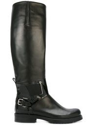 buckled boots Loriblu