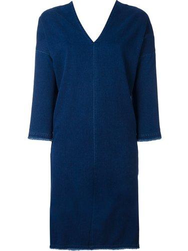 джинсовое платье Masscob