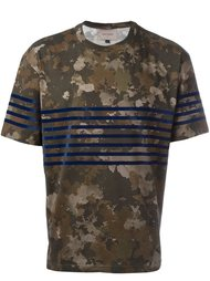 camouflage print T-shirt Casely-Hayford