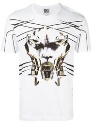 футболка с принтом спереди Les Hommes Urban