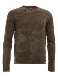 camouflage pattern pullover Moncler Gamme Bleu