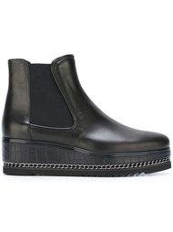 platform Chelsea boots Loriblu