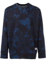 camouflage print sweatshirt Casely-Hayford
