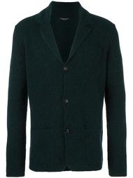 knitted button through jacket Roberto Collina