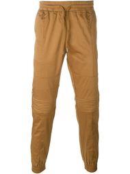 брюки с эластичным поясом Stampd