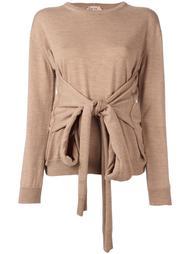 блузка с узлом Nº21