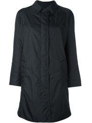 пальто с пуговицей сверху Aspesi