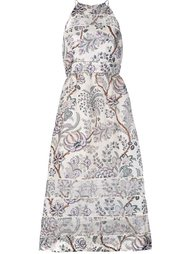 floral A-line dress Zimmermann