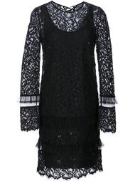 longsleeved lace dress Maiyet