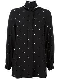 polka dot print shirt   Sportmax
