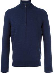 кашемировый свитер на молнии Malo