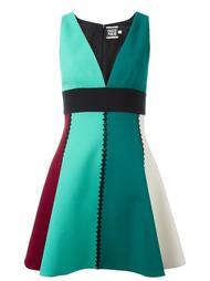 платье с V-образным вырезом Fausto Puglisi