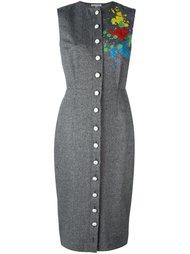 платье с рисунком Olympia Le-Tan