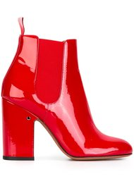 'Mila' patent ankle boots Laurence Dacade