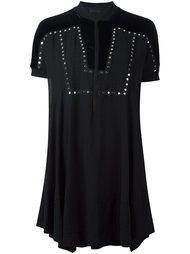 платье с заклепками Diesel Black Gold