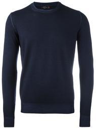 свитер с круглым вырезом Corneliani