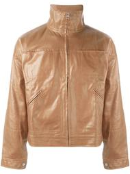 джинсовая куртка с приспущенными плечами Telfar