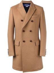 пальто с заостренными лацканами Junya Watanabe Comme Des Garçons Man