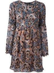 платье с цветочным узором For Love And Lemons
