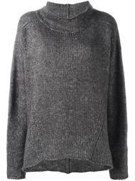 свитер свободного кроя Rundholz
