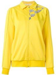 racing flag zipped sweatshirt Golden Goose Deluxe Brand