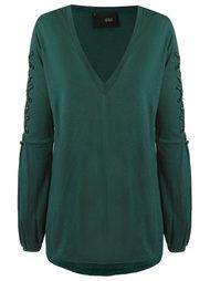 embellished blouse Andrea Bogosian