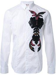рубашка с вышивкой Antonio Marras