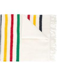 шарф с разноцветными полосками Woolrich