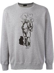 man crew neck sweatshirt Undercover