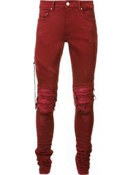 distressed skinny jeans Amiri