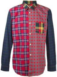 рубашка 'Multi Tartan'  Comme Des Garçons Shirt Boy
