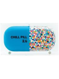 'Chill Pill' clutch Sarah's Bag