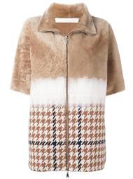 куртка с короткими рукавами  Drome