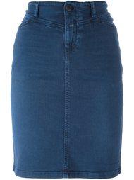 джинсовая юбка  Closed
